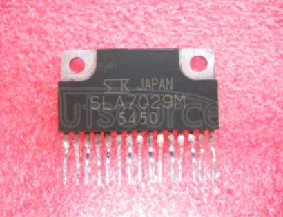 SLA7029M 2-Phase Stepper Motor Unipolar Driver Ics2