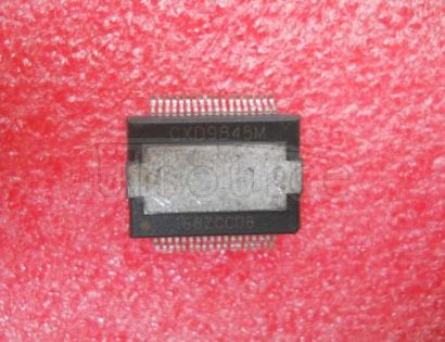 CXD9845M Single-Chip   FaxEngine   Product   Family