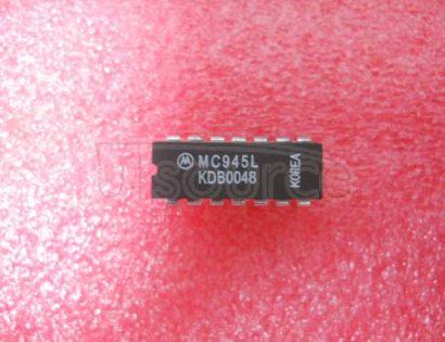 MC945L INTEGRATED   CIRCUITS