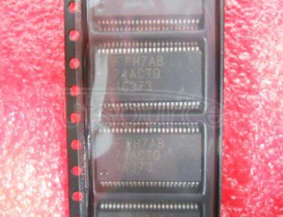74ACTQ16373SSC 8-Bit D-Type Latch
