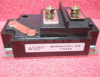 MG400Q1US41 Triac; Thyristor Type:Standard; Peak Repetitive Off-State Voltage, Vdrm:600V; On State RMS Current, ITrms:12A; Gate Trigger Current QI, Igt:25mA; Current, It av:12A; Gate Trigger Current Max, Igt:25mA RoHS Compliant: Yes