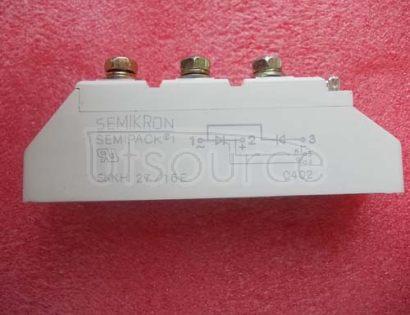 SKKH27/16E Thyristor / Diode Modules