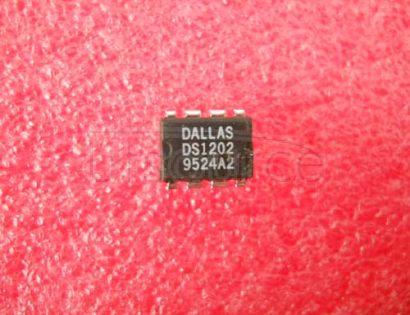 DS1202 Serial Timekeeping Chip