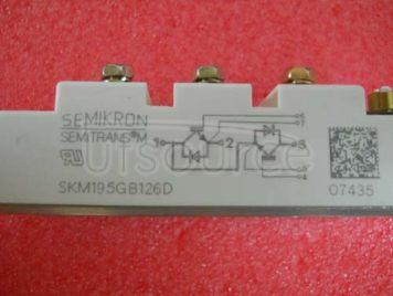 SKM195GB126D