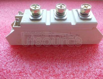 SKKT91/14E SEMIPACK1 Thyristor / Diode Modules