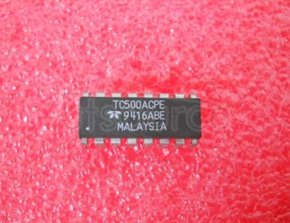 TC500ACPE Precision Analog Front Ends