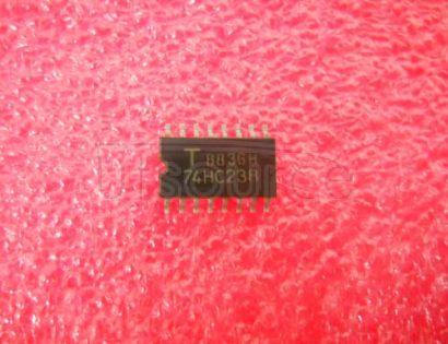 74HC238 3-to-8 line decoder/demultiplexer