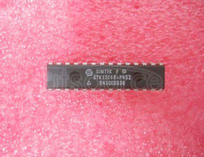 STK11C68-P45I 8K x 8 nvSRAM QuantumTrap⑩ CMOS Nonvolatile Static RAM