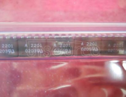 HCPL2201 Very High CMR, Wide VCC Logic Gate Optocouplers