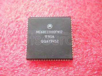 MC68EC000FN12