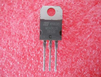 TIP120 Complemetary Silicon Power Darlington Transistors