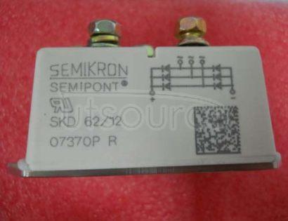 SKD62/12 Power Bridge Rectifiers
