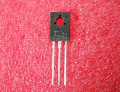 2SC2270-B SILICON   NPN   EPITAXIAL   TYPE(PCT   PROCESS)
