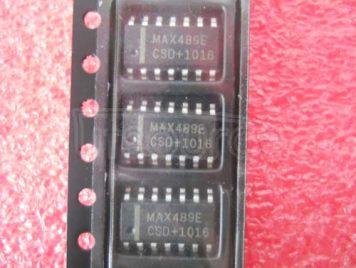 MAX489ECSD