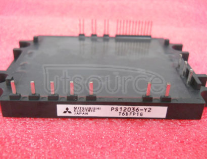 PS12036-Y2 Intellimod⑩ Module Application Specific IPM 10 Amperes/1200 Volts