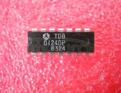 TDB0124DP voltage   regulators
