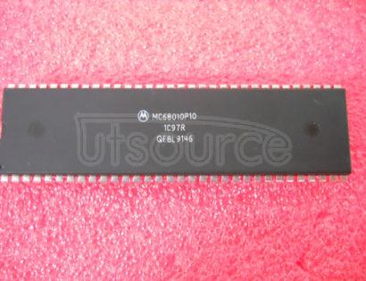 MC68010P10 16-/32-Bit   Virtual   Memory   Microprocessor