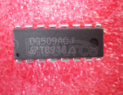 DG509ACJ Replacement for Intersil part number DG509ACJ. Buy from authorized manufacturer Rochester Electronics.