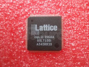 ISPLSI2064A-80LT100I