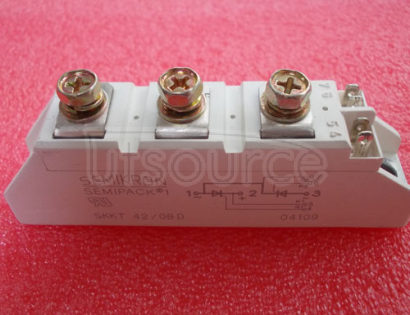 SKKT42/08D Thyristor  /  Diode   Modules