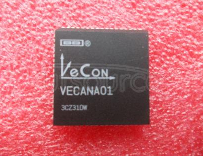 VECANA01 10-Channel, 12-Bit DATA ACQUISITION SYSTEM