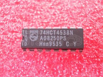 74HCT4538N
