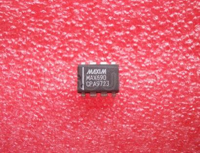 MAX690 3.0V/3.3V Microprocessor Supervisory Circuits
