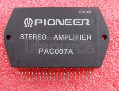 PAC007A