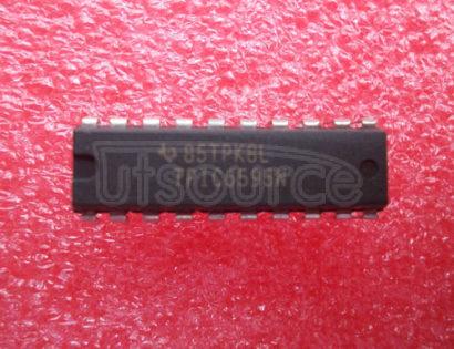 TPIC6595N POWER LOGIC 8-BIT SHIFT REGISTER