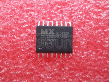 MX25L3205AMI-20G
