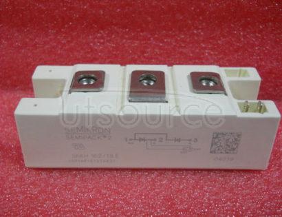 SKKH162/18E Thyristor / Diode Modules