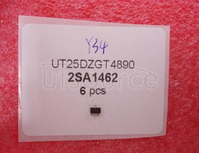 2SA1462 2SA1462 PNP transistors(BJT) -15V -50mA 1.8GHz 50~100 -90mV SOT-23/SC-59 marking  Y33 highspeed switch