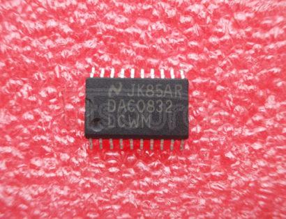 DAC0832LCWM 8-Bit Digital-to-Analog Converter