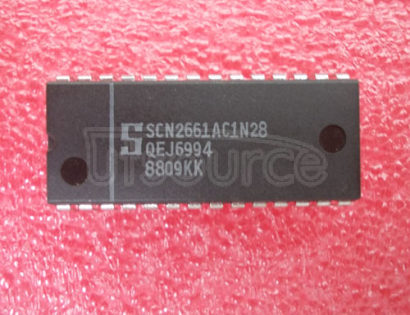 SCN2661AC1N28 Enhanced programmable communications interface EPCI
