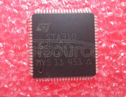 STA310 6+2-CH. MULTISTANDARD AUDIO DECODER