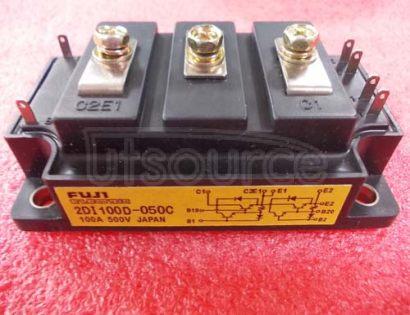 2DI100D-050C POWER TRANSISTOR MODULE