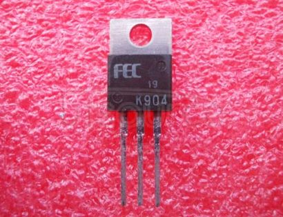 2SK904 N-CHANNEL SILICON POWER MOS-FET