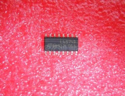 L6574D CFL/TL BALLAST DRIVER PREHEAT AND DIMMING