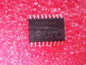 PIC16F648A-I/SO