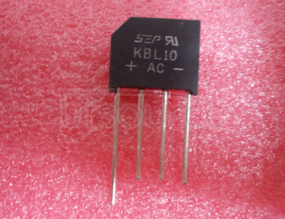 KBL10 Single-Phase Bridge Rectifier