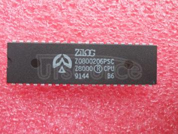 Z0800206PSC (Z8000rCPU)