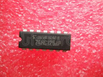 74HC125AP