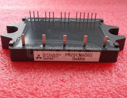 PM20CNA060 INTELLIGENT   POWER   MODULES   FLAT-BASE   TYPE   INSULATED   PACKAGE