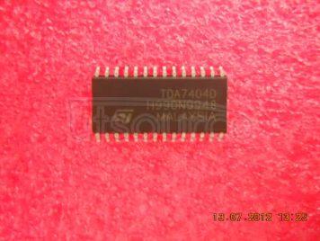 TDA7404D