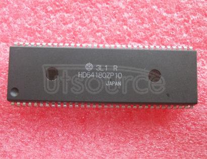 HD64180ZP10 HD64180R/Z 8-BIT CMOS (MICRO PROCESSING UNIT)