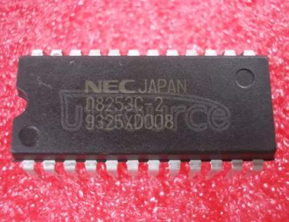 UPD8253C-2 Analog Timer Circuit