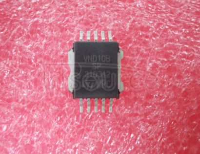 VND10BSP ISO High Side Smart Power Solid State RelayISO