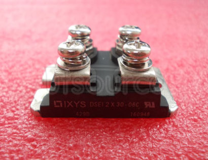 DSEI2X30-06C ARRAY OF INDEPENDENT DIODES|SOT-227B