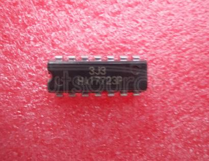HA17723P Precision Voltage Regulator