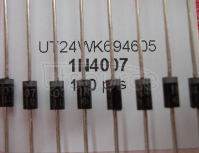 1N4007 PLASTIC   SILICON   RECTIFIER(VOLTAGE  - 50 to  1000   Volts   CURRENT  -  1.0   Ampere)